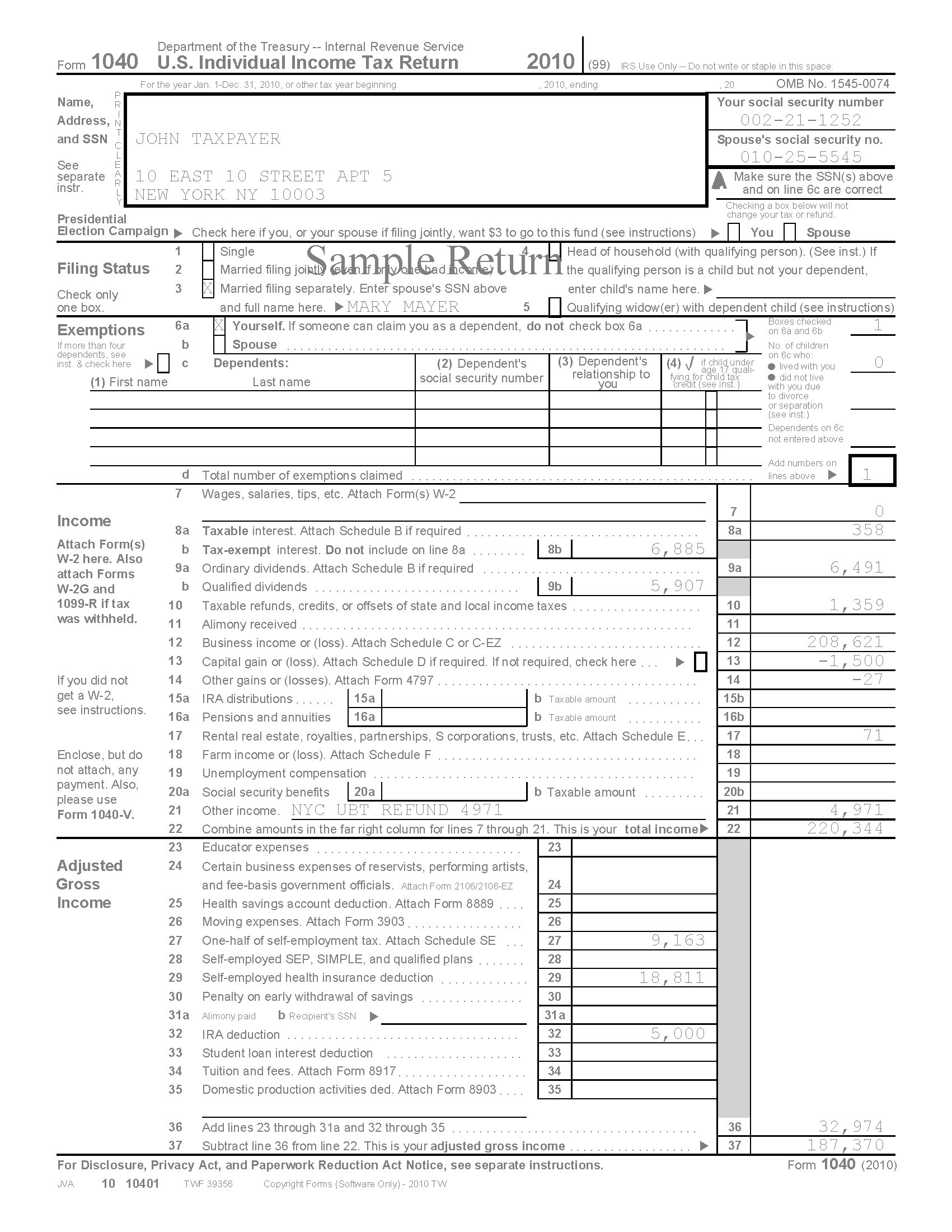 Services For CPA & Tax Preparers » Returns